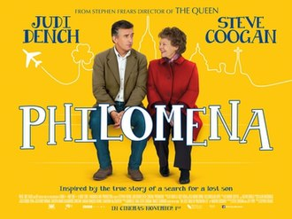 Philomena (film) - Theatrical release poster