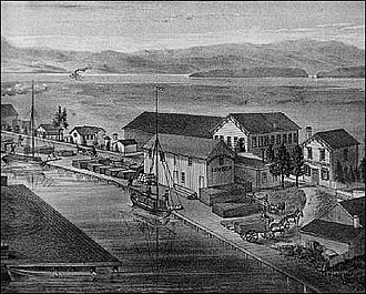 Port of Redwood City - Port of Redwood City, 1878