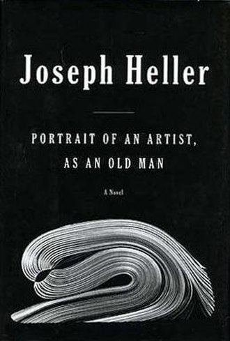 Portrait of an Artist, as an Old Man - First edition cover (Simon & Schuster)