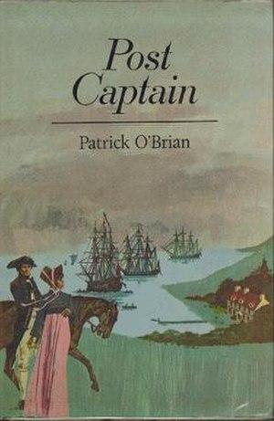 Post Captain (novel) - Lippincott First edition