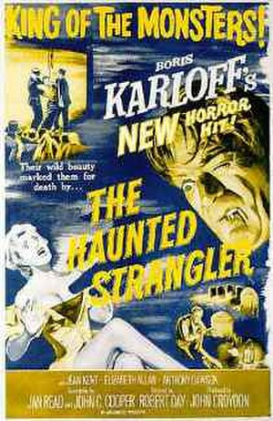The Haunted Strangler - The Haunted Strangler movie poster