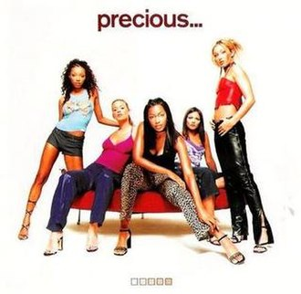 Precious (Precious album) - Image: Precious Precious Front