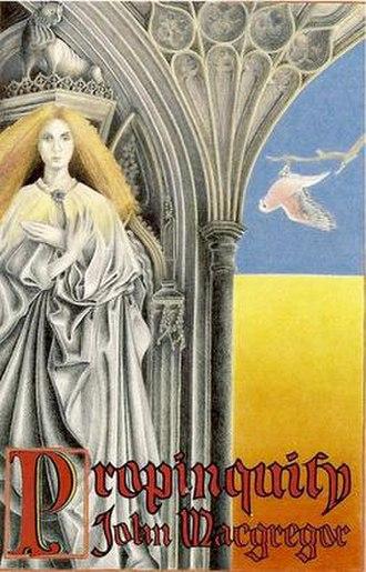 Propinquity (novel) - Image: Propinquity (novel) book cover