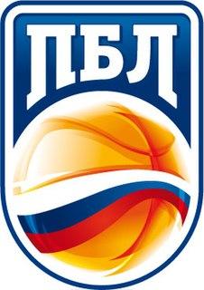 Russian Professional Basketball League mens professional basketball league in Russia