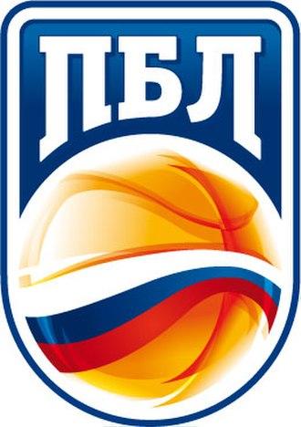 Russian Professional Basketball League - Image: RPBL Logo