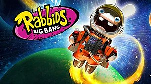 Rabbids Big Bang - Image: Rabbids Big Bang