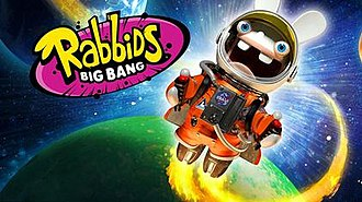 Rabbids Big Bang - Image: Rabbids Big Bang