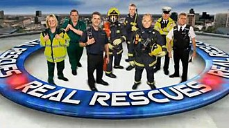 Real Rescues - Image: Real Rescues (title card)