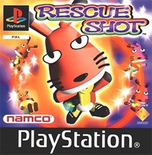 Rescue Shot - PAL cover art