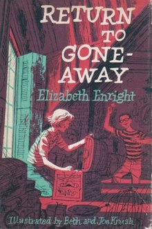 Image result for return to gone away