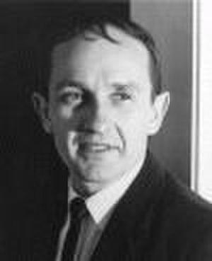 Richard Montague - Richard Montague, at UCLA, c. 1967.