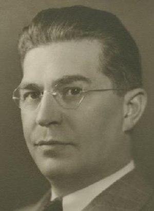 Robert A. Kehoe - Kehoe in the 1930s