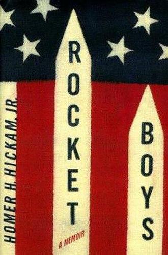 October Sky (book) - Image: Rocketboyshardcover