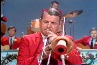 Barney Liddell - Trombonist Barney Liddell