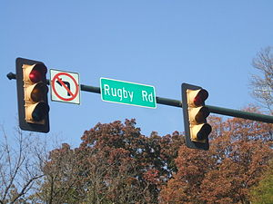 Rugby Road - Rugby Road