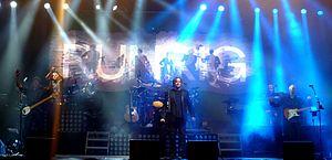 Runrig - Image: Runrig concert, Inverness, Aug 2012