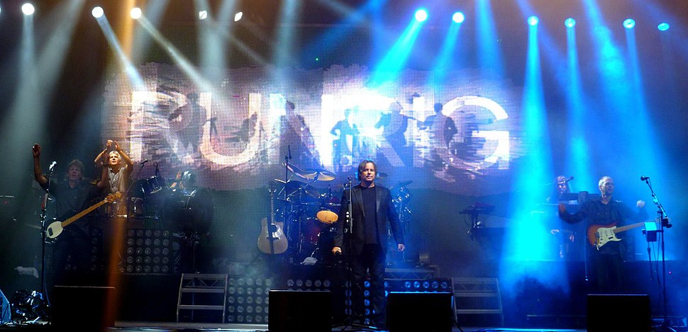 Runrig concert, Inverness, Aug 2012
