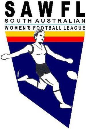 South Australian Women's Football League - Image: SAWFL logo