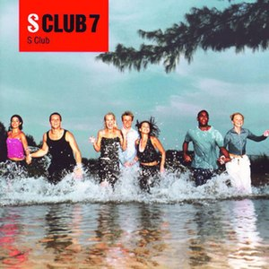 S Club (album) - Image: S Club (Self titled Album Cover)