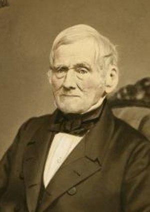 Samuel Breck (politician) - Image: Samuel Breck, 1771 1862, in old age