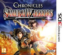 Samurai Warriors Chronicles.jpg
