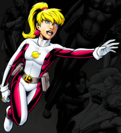 Saturn Girl - Wikipedia, the free encyclopedia