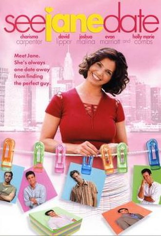 See Jane Date - DVD cover
