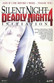 Image result for silent night deadly night initiation