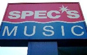 Spec's Music - Image: Specslogo