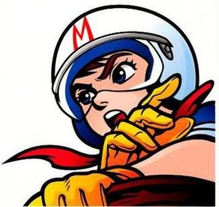 <i>Speed Racer</i> 1967 Japanese-created media franchise