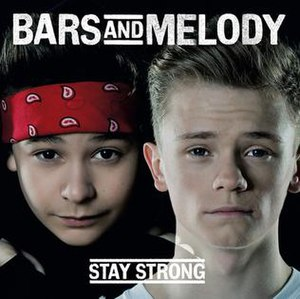 Stay Strong (song) - Image: Stay Strong BAM