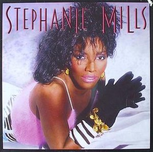 Stephanie Mills (album) - Image: Stephanie Mills album cover 1985