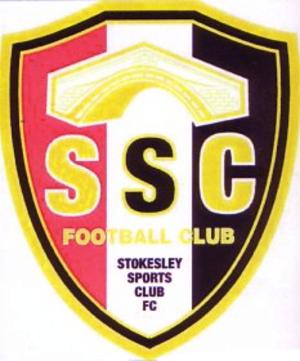 Stokesley Sports Club F.C. - Image: Stokesley Sports Club F.C. logo