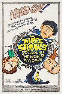 <i>The Three Stooges Go Around the World in a Daze</i>