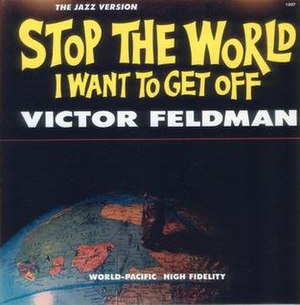 Stop the World I Want to Get Off (album) - Image: Stop The World I Want To Get Off (album)
