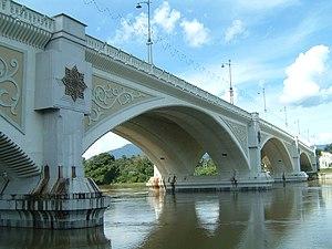 Abdul Jalil of Perak - Sultan Abdul Jalil Bridge at Kuala Kangsar