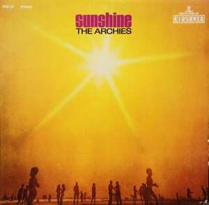 Sunshine (The Archies album) - Image: Sunshinealbum