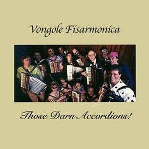 Vongole Fisarmonica - Image: TDA Vongolecover