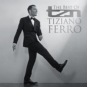 TZN - The Best of Tiziano Ferro - Image: TZN album cover