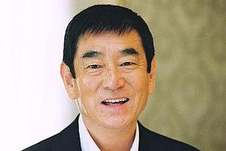 Ken Takakura Japanese actor