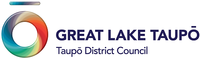 Official logo of Taupo District