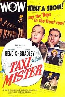 <i>Taxi, Mister</i> 1943 film by Kurt Neumann