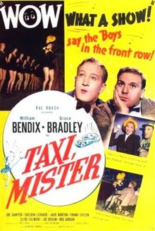Taxi, Mister poster.jpg