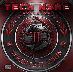 Strangeulation Vol. II - Image: Tech n 9ne strangeulation II