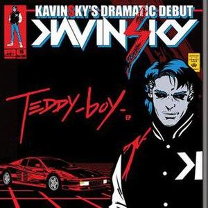 Teddy Boy (EP) - Image: Teddy Boy (Kavinsky EP)