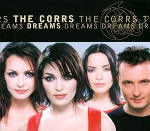 Dreams (Fleetwood Mac song) - Image: The Corrs Dreams