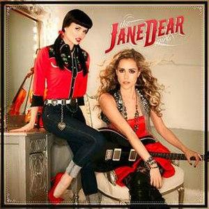 The JaneDear girls (album) - Image: The Jane Dear Girlsalbum