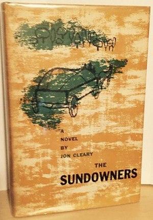 The Sundowners (novel) - First US edition