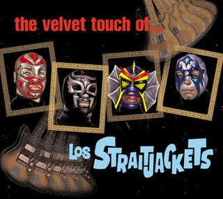 <i>The Velvet Touch of Los Straitjackets</i> 1999 studio album by Los Straitjackets