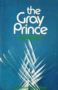 <i>The Gray Prince</i> novel by Jack Vance